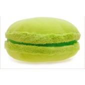 3D подушка Макарон зеленая