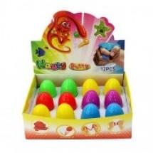 Умный пластилин Nauty Putty - уникальный подарочек для Вашего ребенка!