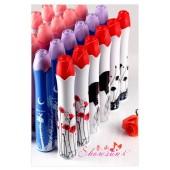 Зонт в виде розы