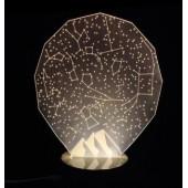 3D светильник Звездное небо