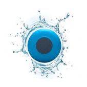 Bluetooth динамик водонепроницаемый голубой