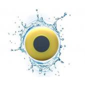 Bluetooth динамик водонепроницаемый желтый