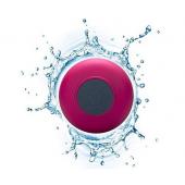 Bluetooth динамик водонепроницаемый розовый