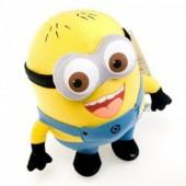 Мягкая игрушка миньон Стюарт 18 см из мультфильма Гадкий Я