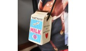 Сумочка Молоко