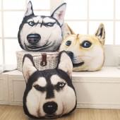 Подушка-игрушка 3D Dogs