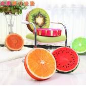 Подушка-игрушка 3D фрукты