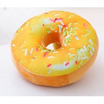 3D подушка пончик