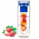 Бутылка Fruit Bottle голубая
