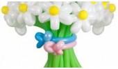 Цветы из шариков