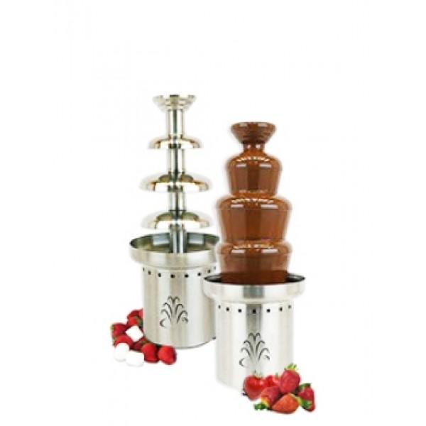 Шоколадный фонтан до 5 кг аренда