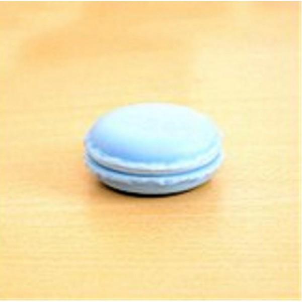 Шкатулка для хранения украшений Макарон голубая купить в Киеве