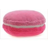3D подушка Макарон розовая