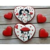 Заказать пряники на День Влюбленных