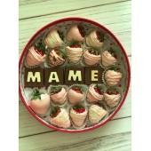 "Шоколадные буквы ""Маме"""