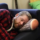 Подушка бревно