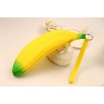 Необычный пенал в виде 3D банана будет радовать и поднимать настроение