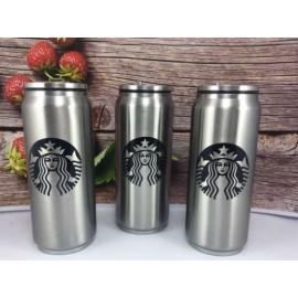 Термос в виде банки Starbucks