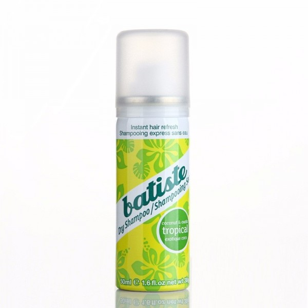 Сухой шампунь Batiste Coconut and Exotic Tropical