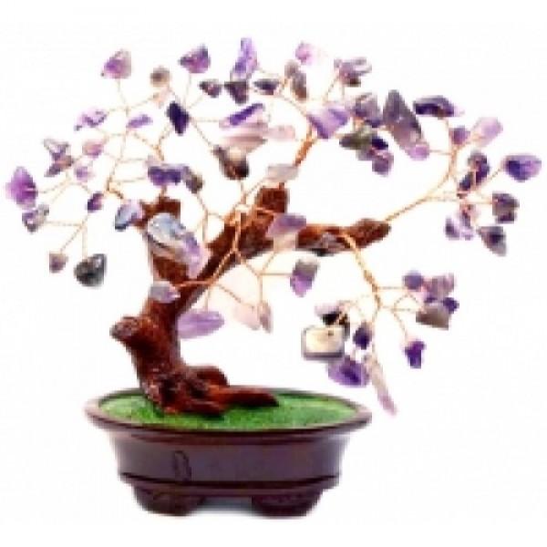 Дерево счастья Аметист