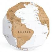 Скретч карта 3D