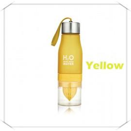 Бутылочка my bottle H2О желтая