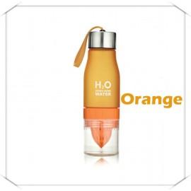 Бутылочка my bottle H2О оранжевая