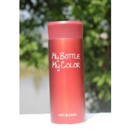 Термокружка My bottle красная