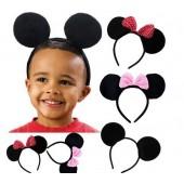 Детские ушки Mikki Mouse
