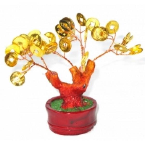 Дерево счастья Золотое