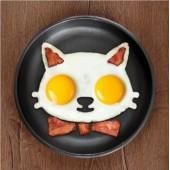 Формочка для яичницы Котик