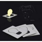 Светильник - визитка
