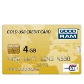 Флешка кредитка 4 Гб