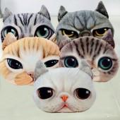 Подушка 3D кошка