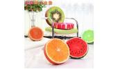 Подушка  3D фрукты
