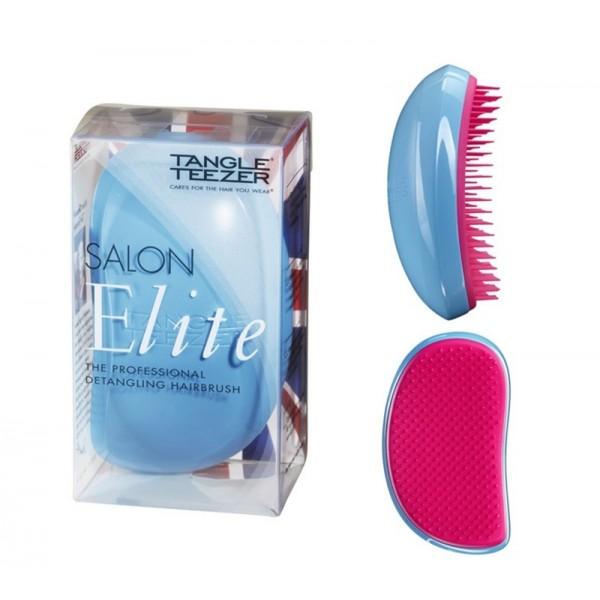 Расческа Salon Elite синяя