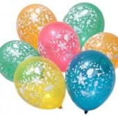 Латексные шарики Аквариум 12 дюймов 30 см