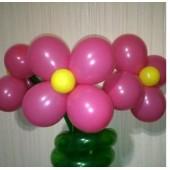 Букет из шариков Весенний