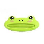 Выдавливатель зубной пасты жабка