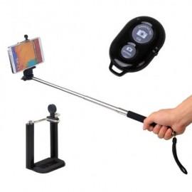 Палка для селфи пультом Bluetooth